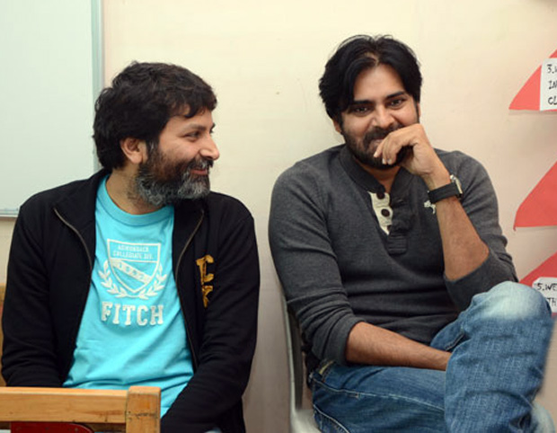 Trivikram and Pawan Kalyan third Project as Kobali