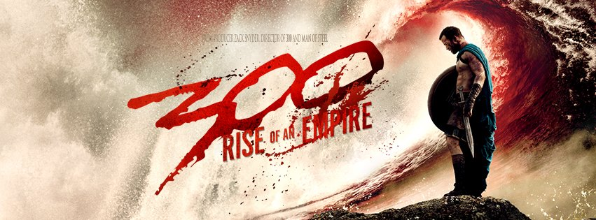 Rise of an Empire 300 Movie Posters