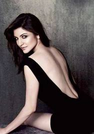 Anushka backless dresses Photo