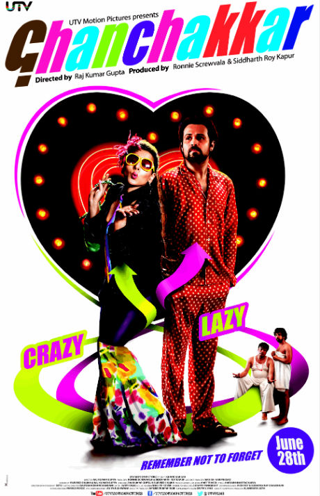 Ghanchakkar Movie New Poster