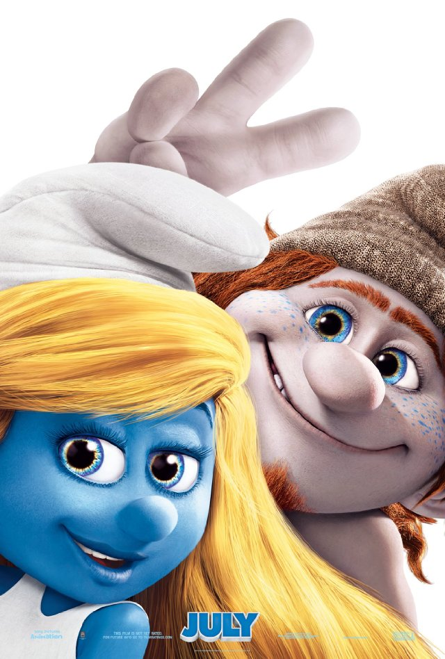 The Smurfs 2 Trailers