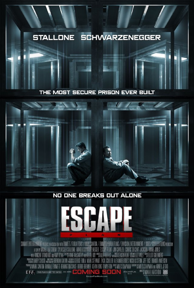 Escape Plan Movie Trailer