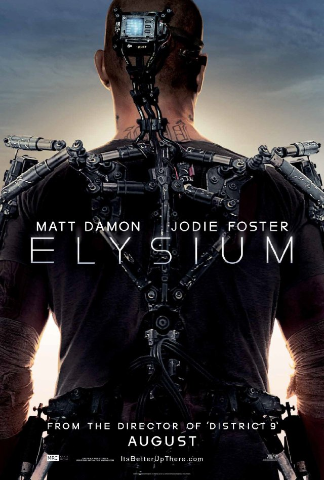 Elysium Movie Posters