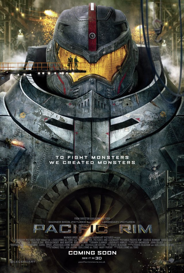 Pacific Rim Movie Posters