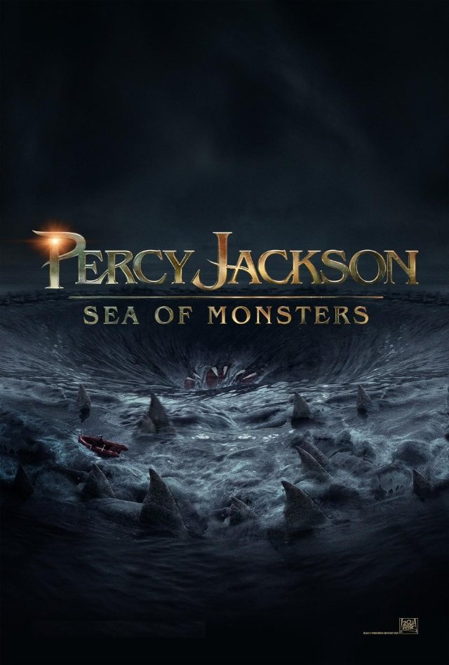 Percy Jackson: Sea of Monsters Movie Trailer