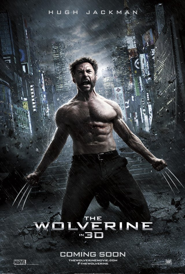 The Wolverine Releasing Tomorrow