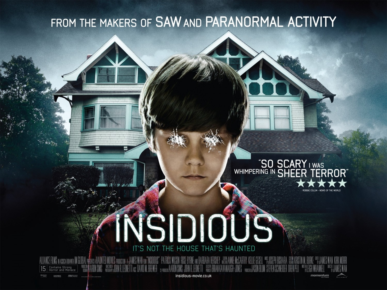 Insidious Chapter 2 Posters