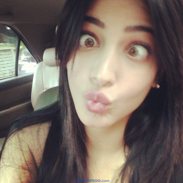 Shruti Hassan Unseen Funny Pic