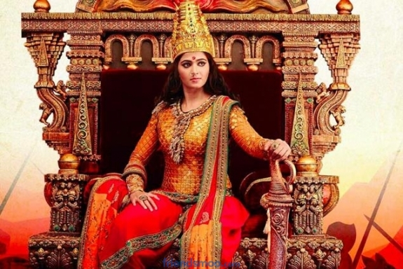 Anushka Shetty's Rudrama Devi First Look as her Birthday Gift by Gunasekhar