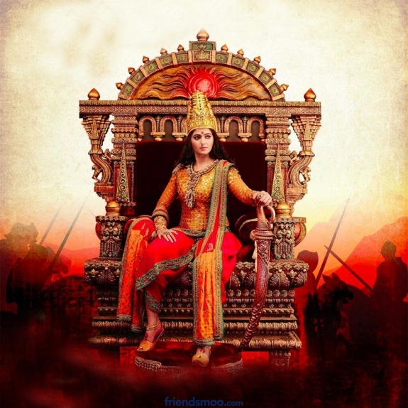 Anushka Shetty's Rudrama Devi First Look as her Birthday Gift by Gunasekhar