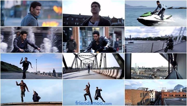 1 Nenokkadine-1-1-14 Latest Trailer  Mahesh Babu, Kriti Sanon