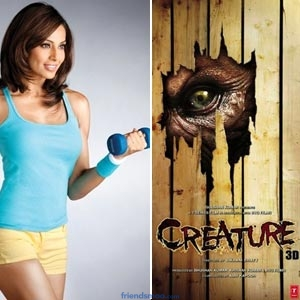 "Vikram Bhatt's upcoming blockbuster movie ""Creature 3D"""