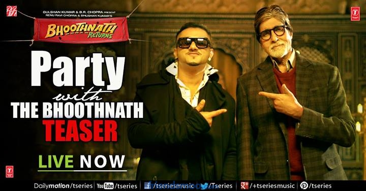 "Nitesh Tiwari's new horror comedy-drama film ""Bhoothnath Returns"""