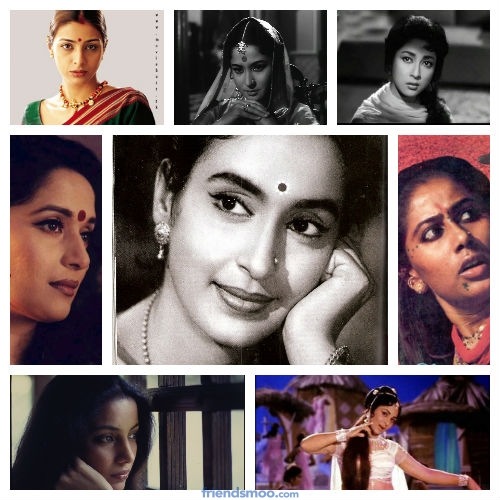 The women of Indian Bollywood Movie – Women's day special