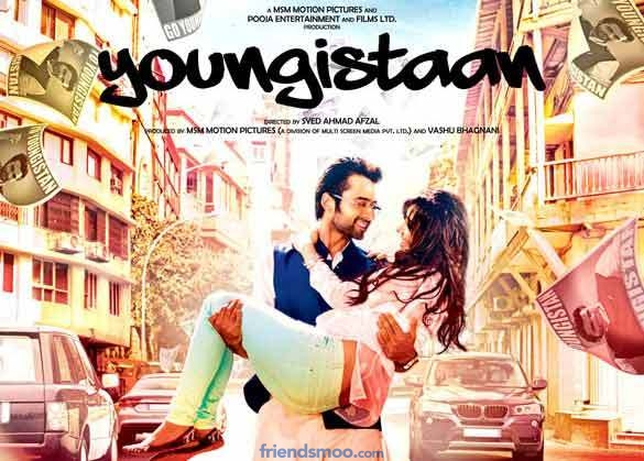 An upcoming bollywood movie 'YOUNGISTAAN'