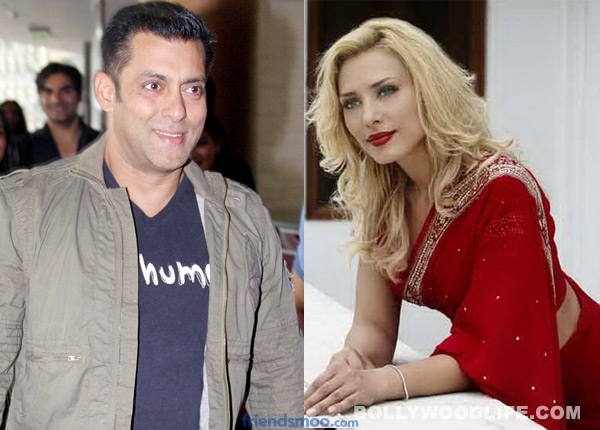 Jai ho star Salman is going to marry Romanian beauty Lulia Vantur