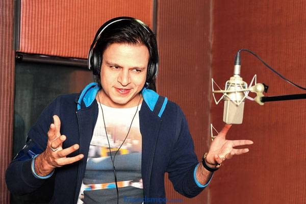 Vivek Oberai voice over for hindi version of 'The Amazing Spider-Man 2'
