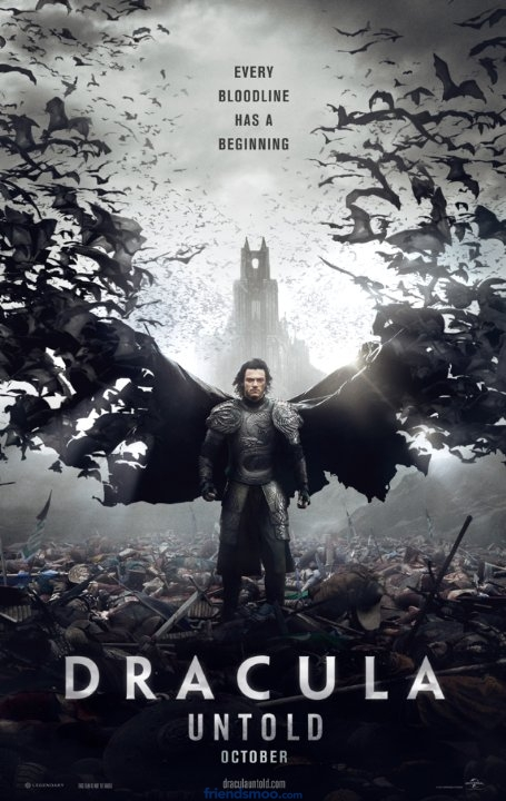 Dracula Untold Movie Trailer
