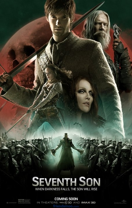Seventh Son Movie Trailer