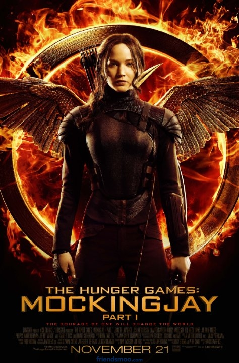 The Hunger Games: Mockingjay – Part 1 Movie Trailer