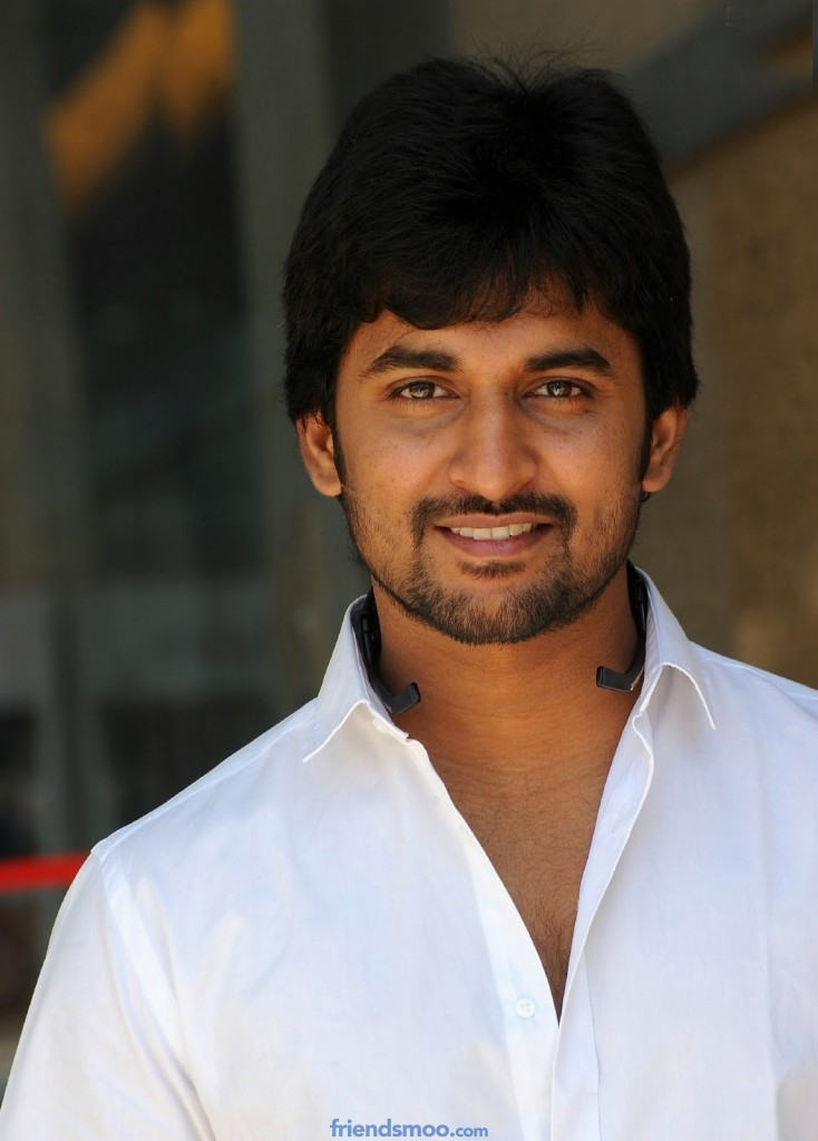 Hero Nani under the direction of Maruthi.