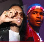 CHRIS BROWN, FRANK OCEAN HUGE FIGHT AT RECORDING STUDIO