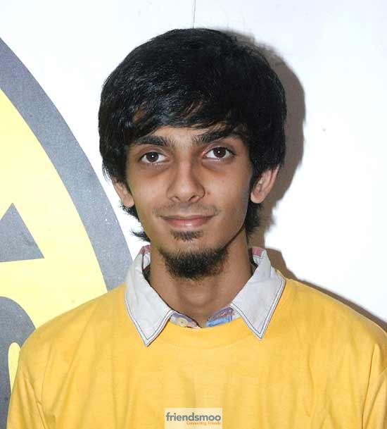 Anirudh our for Muni 3.