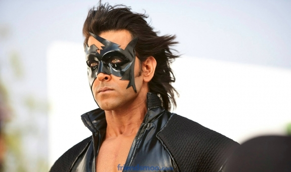 Hrithik Roshan's Krrish 3 Movie Latest Working Stills