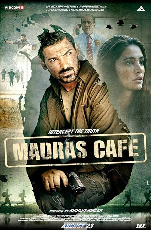 Madras Cafe First Look Poster