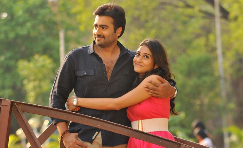 Nara Rohit's Shankara Movie Stills