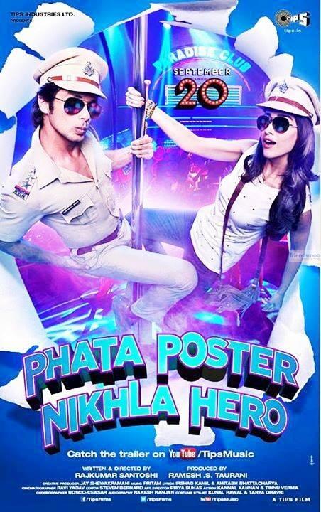 Phata Poster Nikhla Hero I Official Trailer 2013 I Shahid Kapoor & Ileana D'Cruz