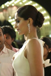 Sonam Kapoor is Recovering from the Swine Flu.