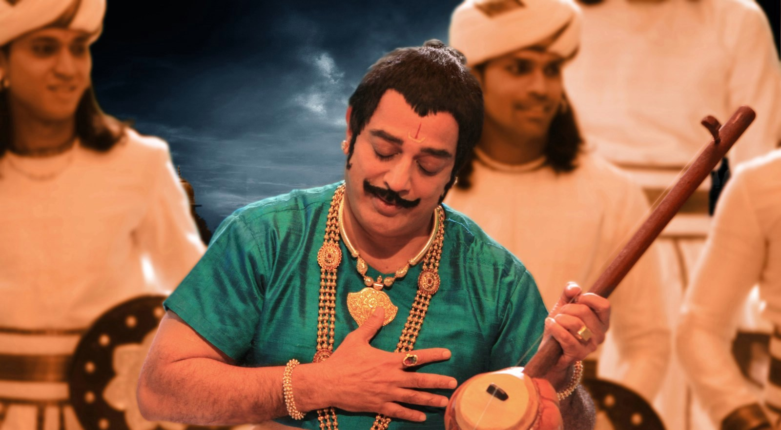 Uttama Villain Movie Latest Stills