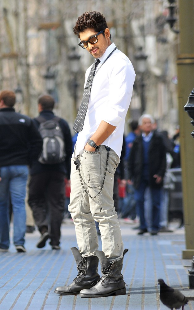 Stylish Star Allu Arjun going to work under the direction of Linguswamy