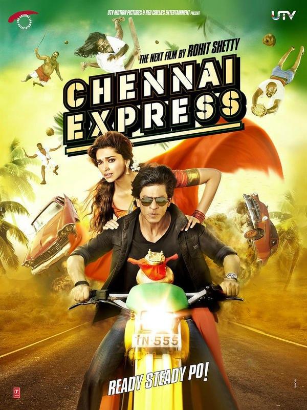 Titli Chennai Express Song | Shahrukh Khan, Deepika Padukone