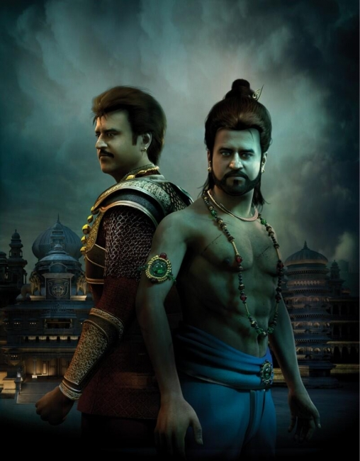 Is Rajani Kanth's Kochadaiyaan is going Hit Screens On Diwali?