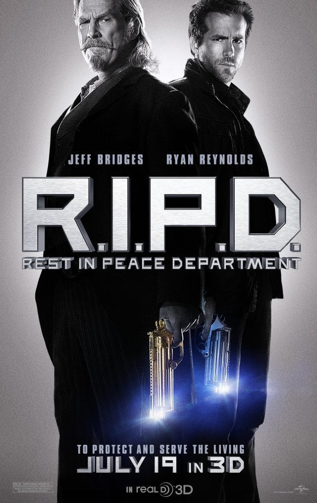 R.I.P.D. Movie Posters
