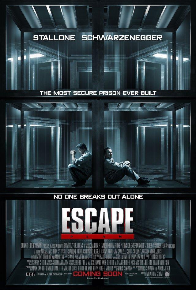 Escape Plan Movie Trailer