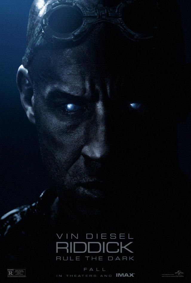 Riddick Movie Trailer