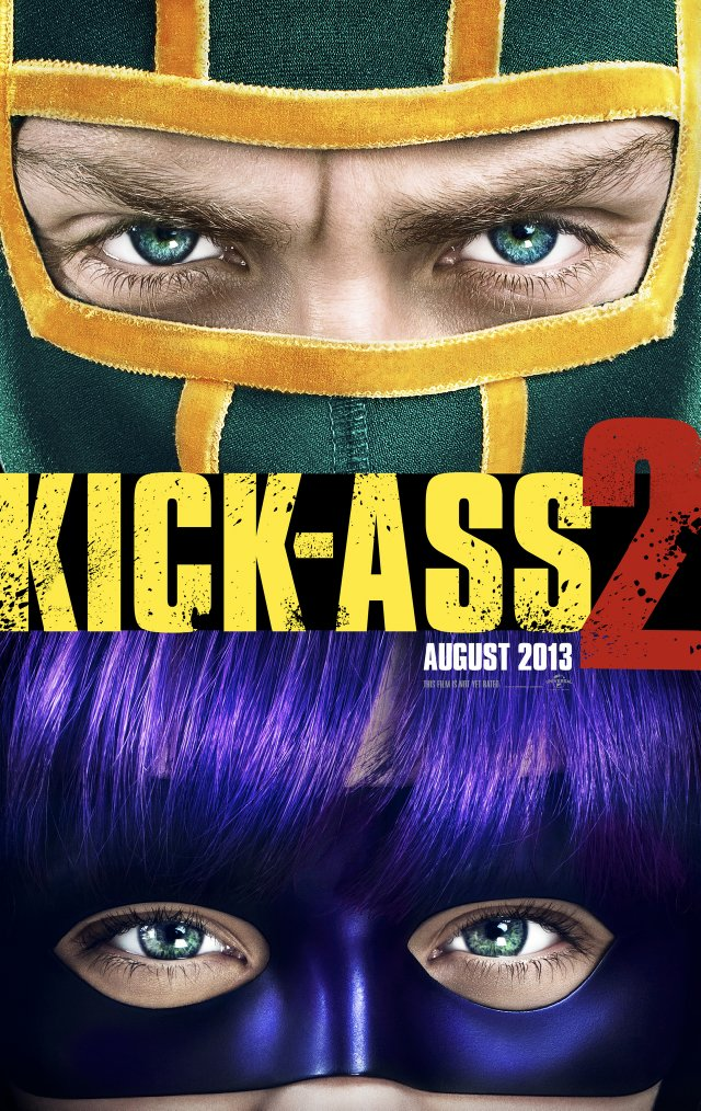 Kick-Ass 2 Movie Trailer