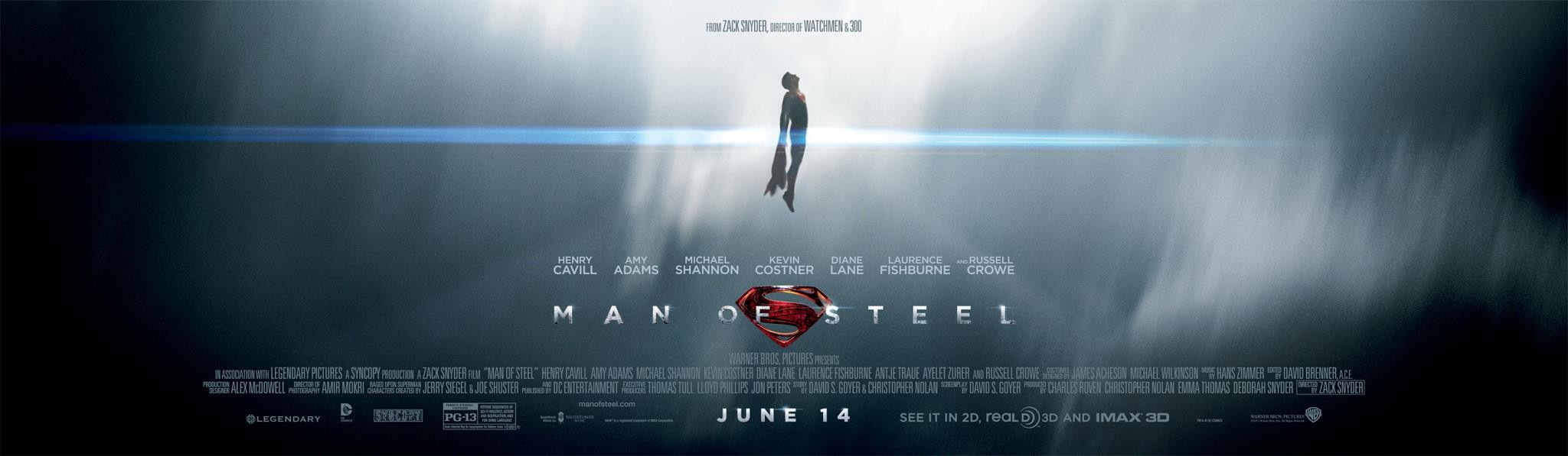 'MAN OF STEEL' Sets New Record for June Openings