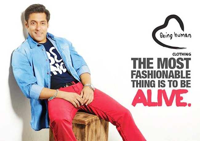 Salman Khan New Photoshoot for Being Human