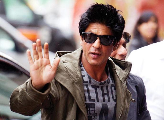 SRK's wish fulfilled.