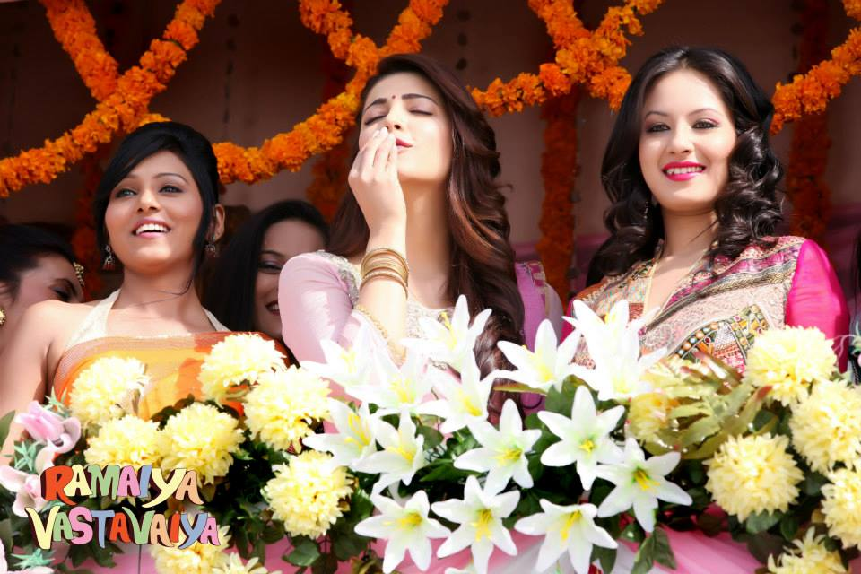 Jadoo Ki Jhappi – Latest Song I Jacqueline, Prabhudheva & Girish- Ramaiya Vastavaiya