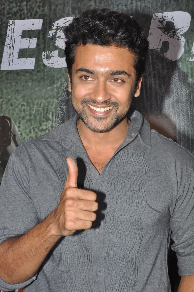 Surya's Singam Movie Success Meet Photos