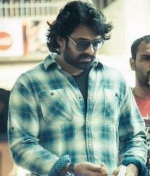 Prabhas Unseen Photo with New Look