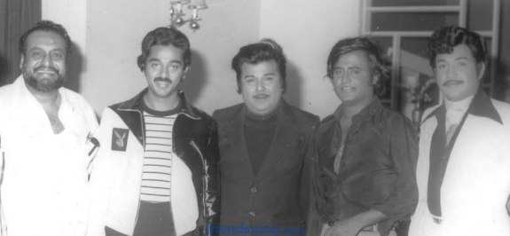 RajiniKanth Rare Unsee Photos from his old collection every one must see