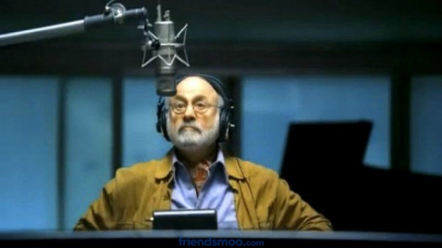 "The hollywood movie trailer voice-over artist ""Hal Douglas"" has died"