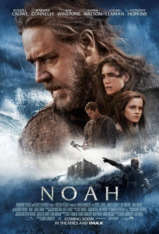"Arab world has decided to ban the hollywood blockbuster movie ""NOAH""."