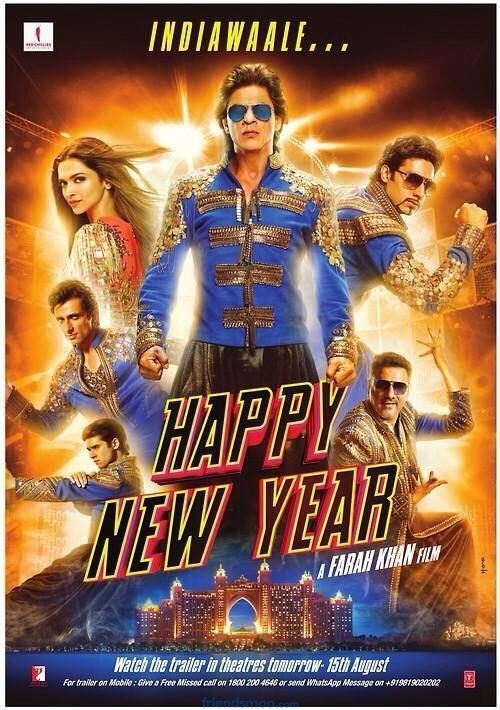 Manwa Laage VIDEO Song from Happy New Year